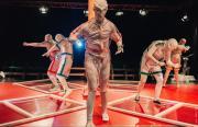 VERLEGT: Theaterlabor [INC.] Darmstadt: Trieb Werk Faust