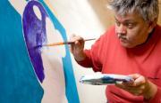 Vernissage: Kunst kennt keine Behinderung - Jürgen Klaban
