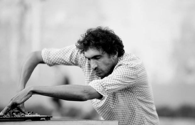 Darmstädter Ferienkurse: Tarek Atoui live