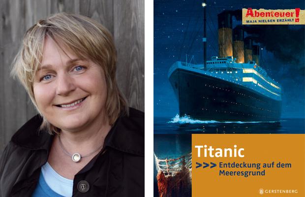 Maja Nielsen: Abenteuer! Titanic - Entdeckung auf dem Meeresgrund (Sachbuch)