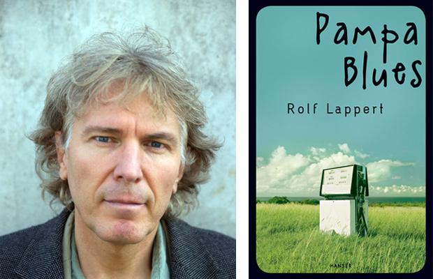 Rolf Lappert: Pampa Blues