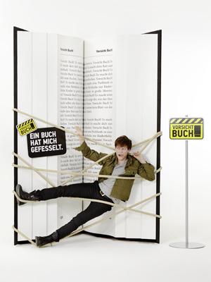 Das fesselnde Buch