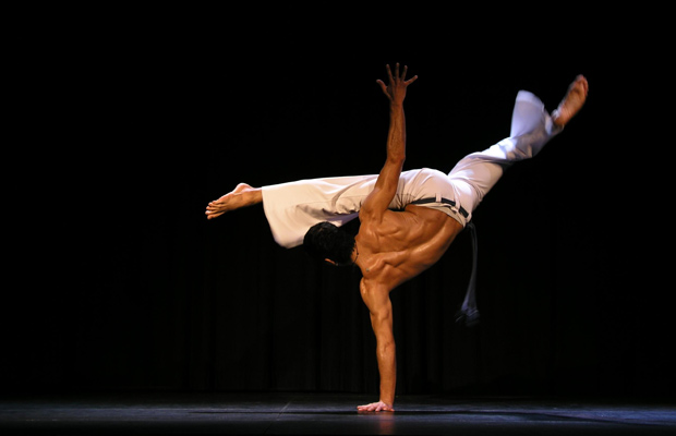 World Capoeira Festival Energia Pura 2014: Opening Party mit DJ Pituca