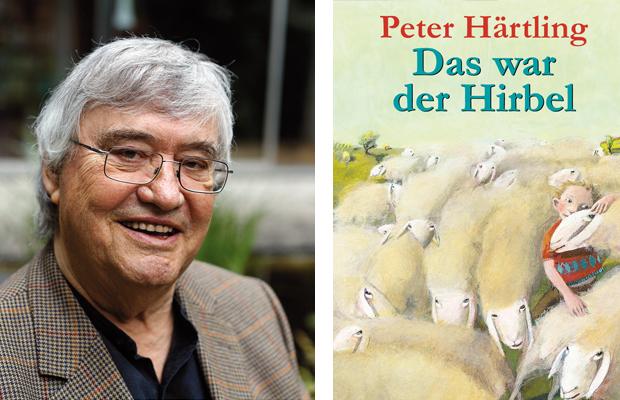 Eröffnung Huch, ein Buch! - Peter Härtling: Das war der Hirbel - AUSVERKAUFT -
