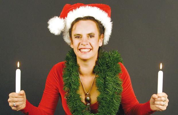 Nessi Tausendschön: Weihnachtsfrustschutz