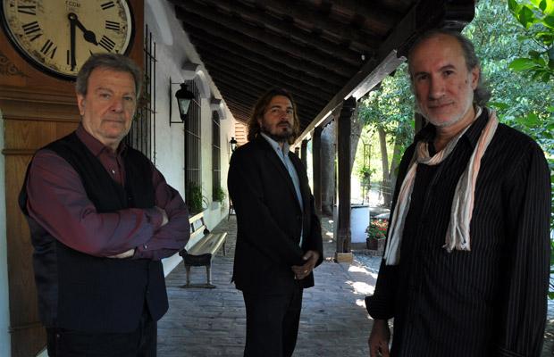 Weltenbummler: Pablo Ziegler Trio