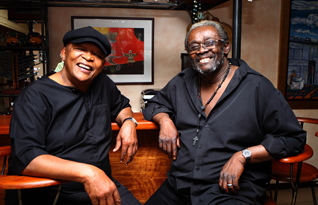 Hugh Masekela & Larry Willis - Friends