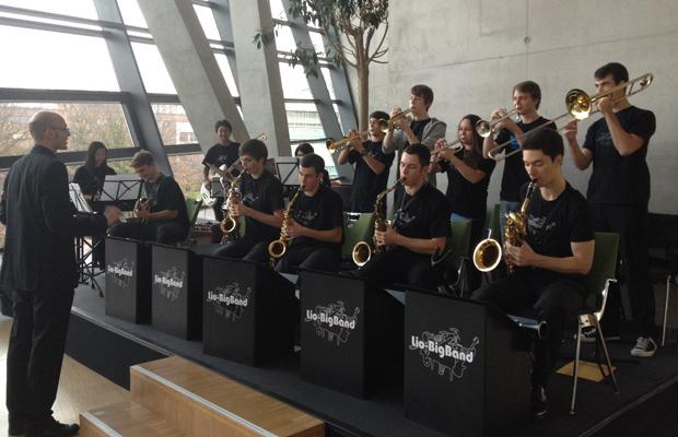 28. Jazzkonzert Darmstädter Schülerbands