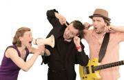 Das Fastnachtskonzert zum Mitrocken mit der Pia-Nino-Band