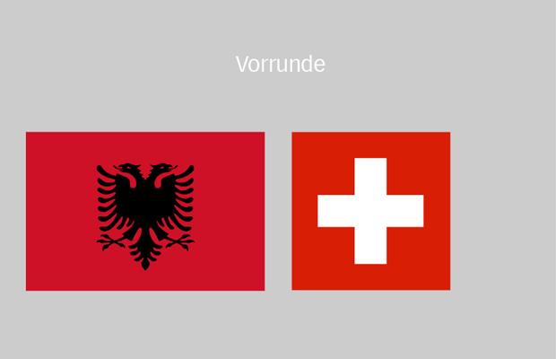 fussball albanien schweiz