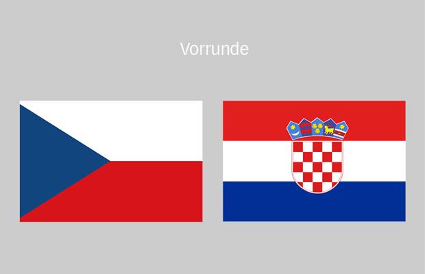 tschechien kroatien em
