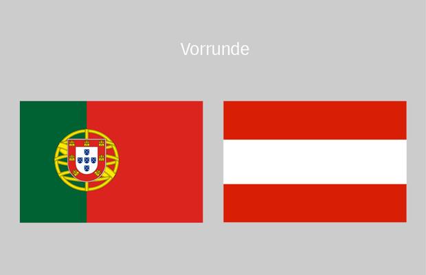fußball österreich portugal
