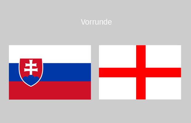 em slowakei england