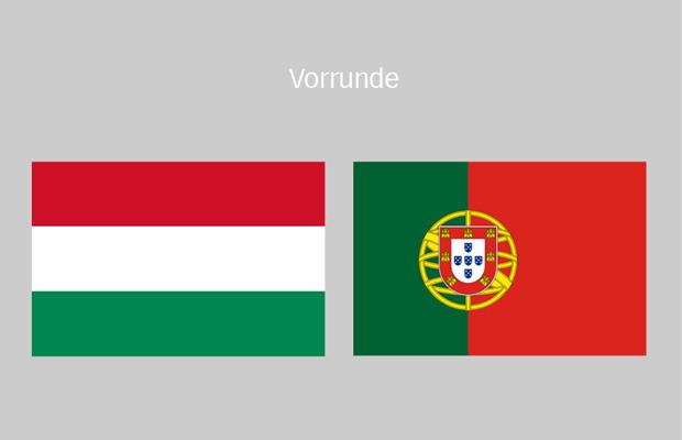 ungarn portugal em