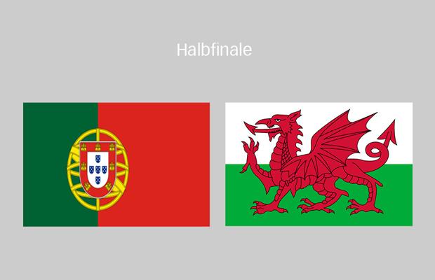 fußball em portugal wales