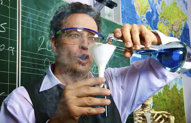 Harry Keaton: Das magische Klassenzimmer
