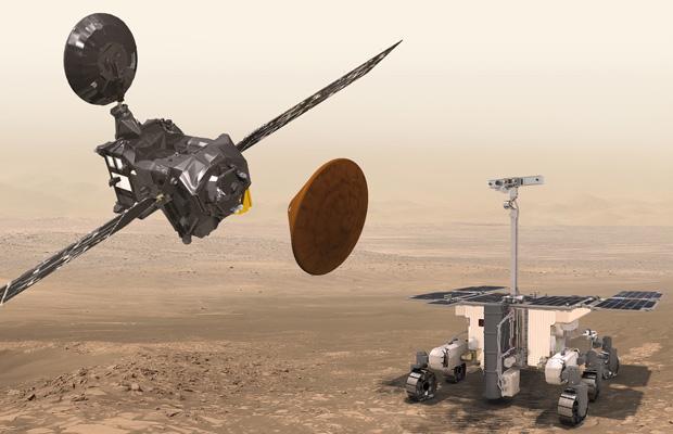 Wissenschaftstag spezial: Astronautische und robotische Exploration des Weltraums