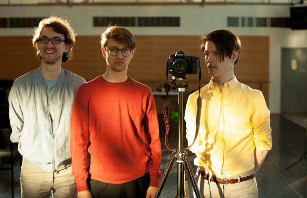 Contrast Trio + 1 & David Helbock Trio