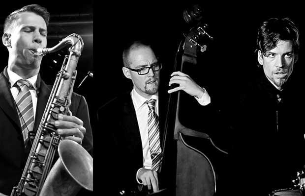 Heiligs Blechle: JazzPunkt CARREE: Axel Schmitt Trio