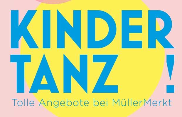 Heiligs Blechle: Kinderstunde: Kindertanz und HipHop mit der Tanzschule MüllerMerkt