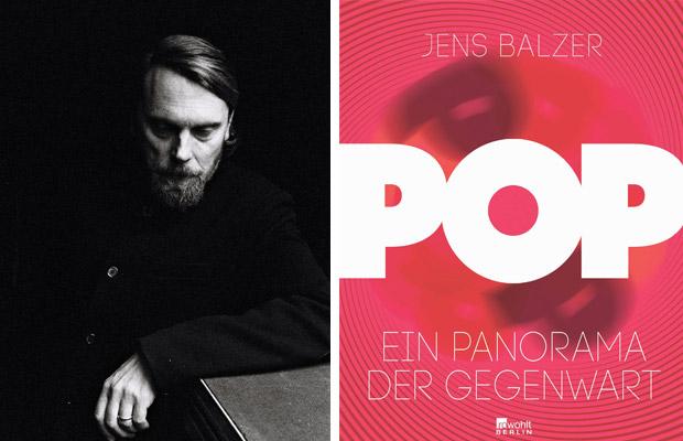 LitLounge mit Jens Balzer: Pop - ABGESAGT -