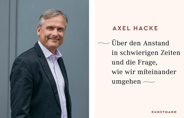 Axel Hacke liest