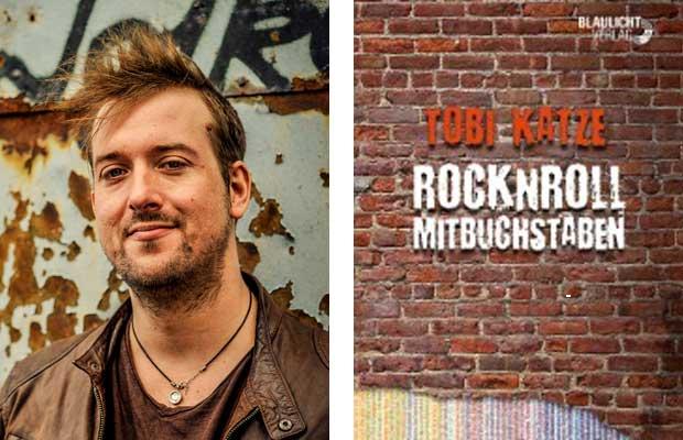 Tobi Katze: rocknrollmitbuchstaben