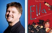 Eröffnung Huch, ein Buch! Timo Parvela liest Geschichten von Ella und Pekka