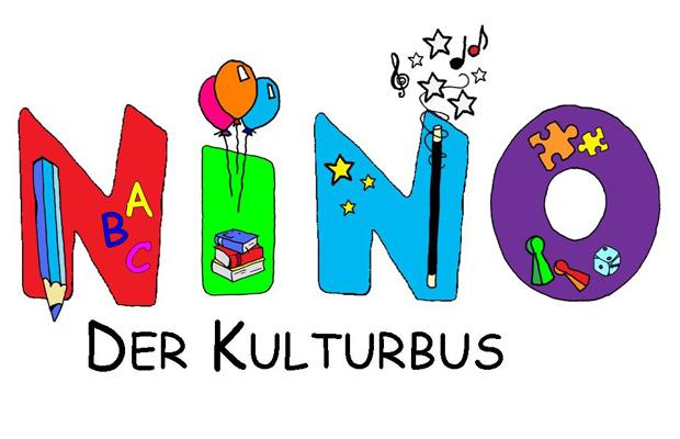 Nino: Der Kulturbus - Bücher, Spiele und Magie