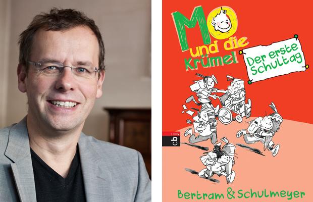 Rüdiger Bertram: Mo und die Krümel