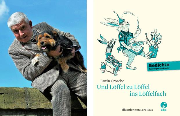 Erwin Grosche: Und Löffel zu Löffel ins Löffelfach