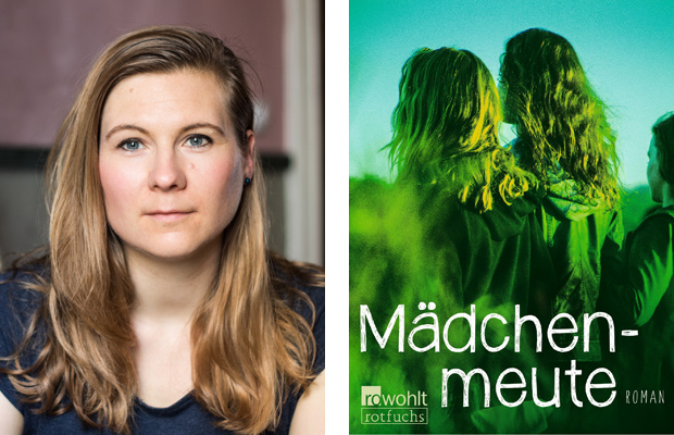 Kirsten Fuchs: Mädchenmeute