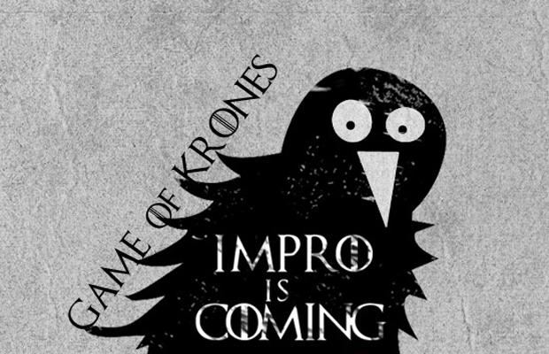Witzewelle: Game of Krones 2017 - Impro is coming