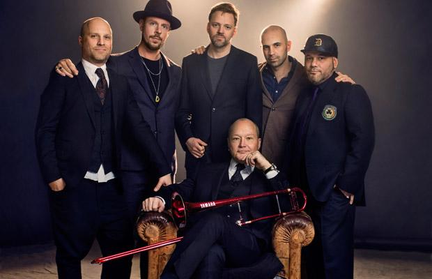 Nils Landgren Funk Unit: Unbreakable Tour