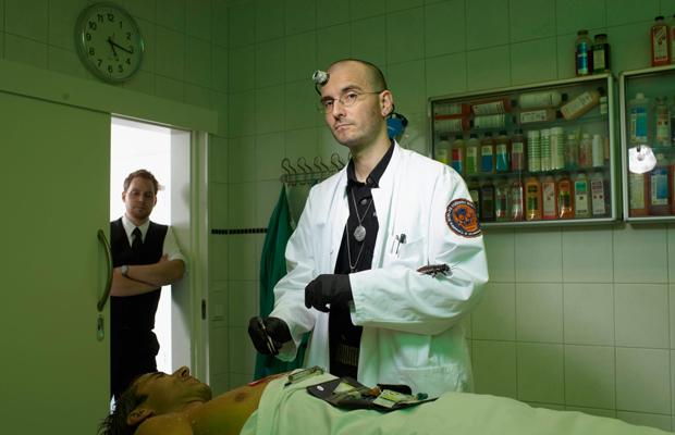 Dr. Mark Benecke: Mumien von Palermo