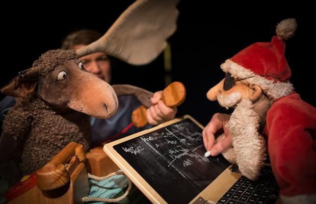 Theater Zitadelle: Olaf, der Elch - AUSVERKAUFT -