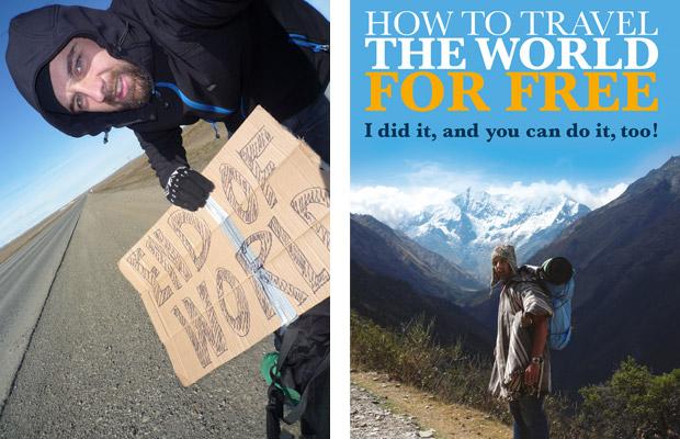 Michael Wigge: Ohne Geld bis ans Ende der Welt
