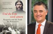 Douglas Smith und Matthias Fornoff (ZDF) über Rasputin, Russland und die Deutschen