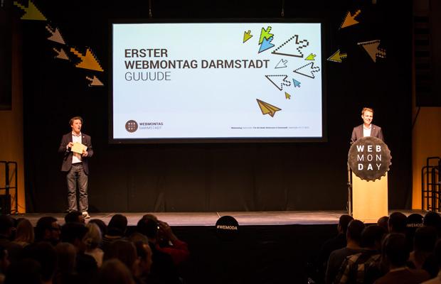 5. Webmontag Darmstadt: Liebe!