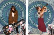 Heiligs Blechle: Roxy June & Lucie Paradis