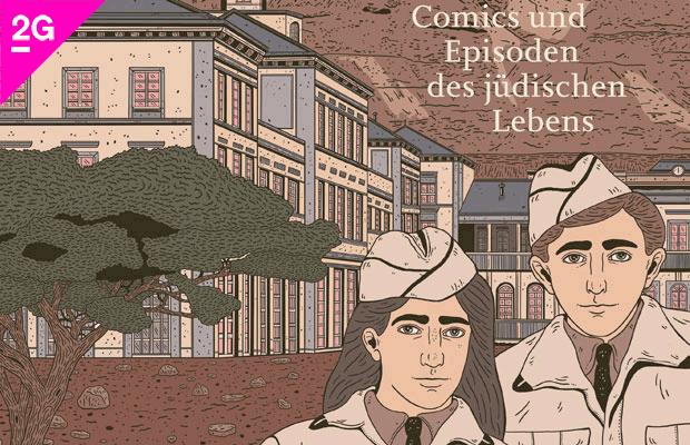 """Vorstellung der Comic-Anthologie """"Nächstes Jahr in"""""""