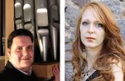 Heiligs Blechle: Manuel Kelber-Bender mit Luise Schlingmann