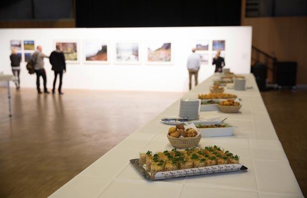 10. Darmstädter Tage der Fotografie: DTdF-Dinner mit den Künstlern