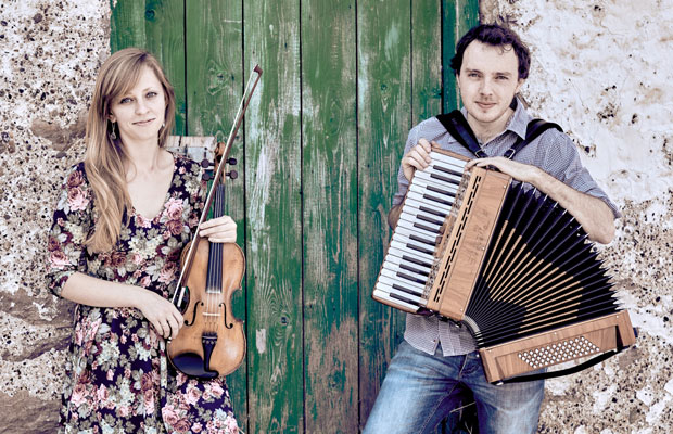 The Irish Folk Festival: Music knows no borders Tour