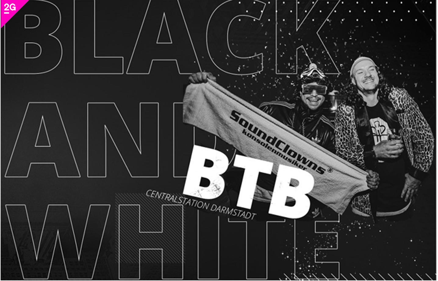 BANGtheBEAT Black&White; Edition - House/Latin/Black