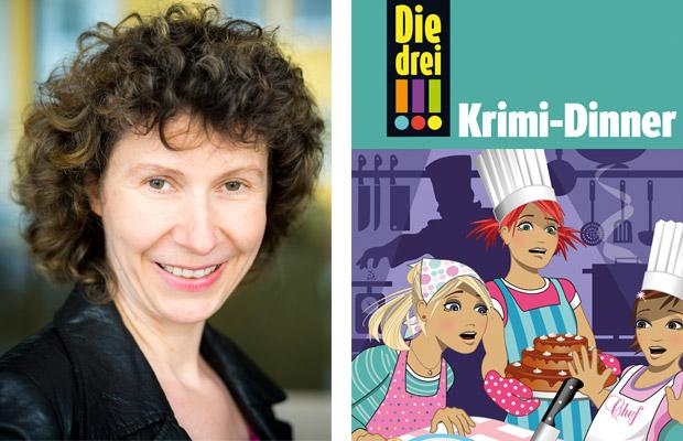 Henriette Wich: Die drei !!! Krimi-Dinner