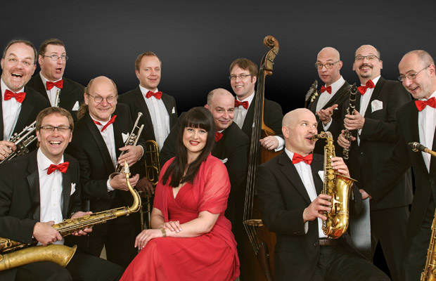 Darmstadt Swing Exchange mit Swing Size Orchestra