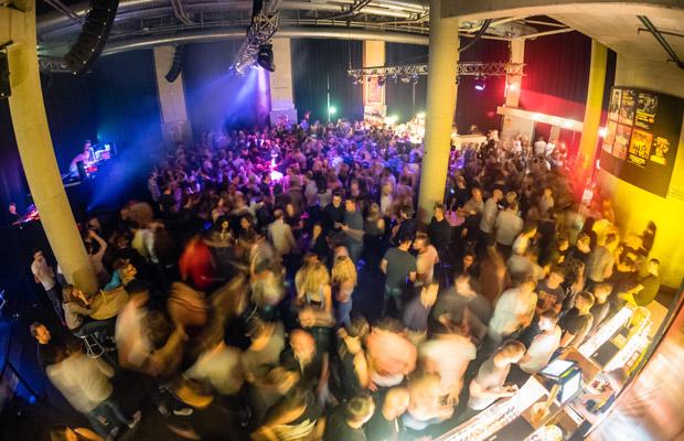 Schlossgrabenfest-Aftershow: Mashup-Disco