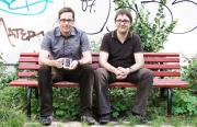 11Freunde live: Köster & Kirschneck lesen vor und zeigen Filme