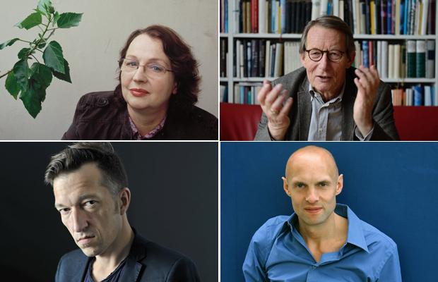 Eröffnung Herbsttagung: Daumen hoch, Daumen runter - über Literaturkritik